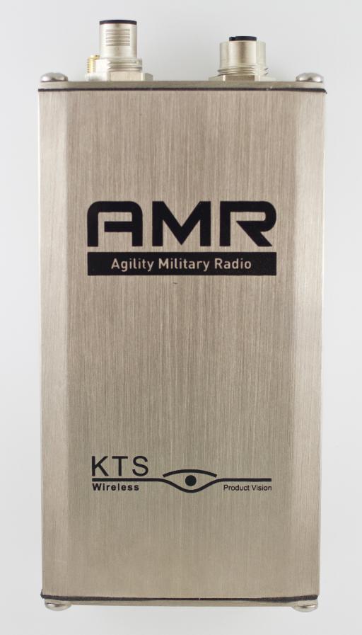 Agility Military Radio (AMR) - KTS